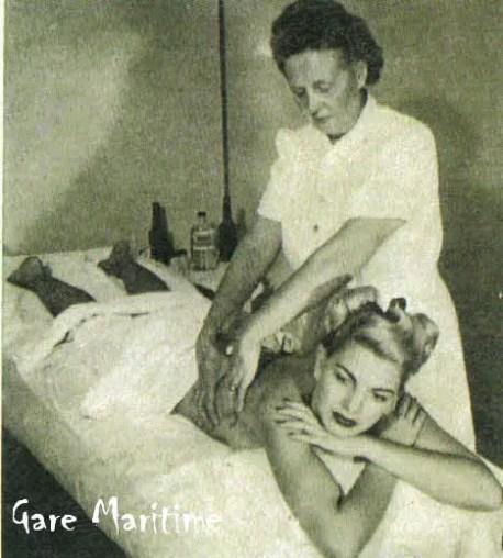 TIM na masseuse