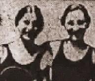 Fannie Fryman and Ann Litwak