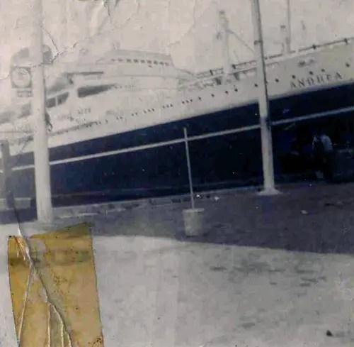 Andrea Doria 1956