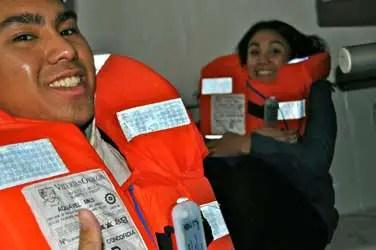 Costa Concordia Lifeboat 2