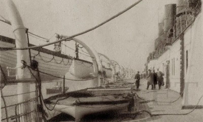 Lusitania Promenade