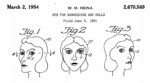 Eye patent