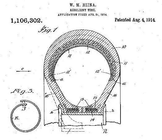 Tire Patent