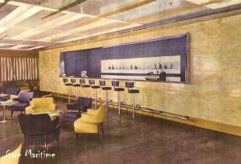 1st Class Bar