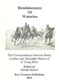 Reminiscences of Waterloo Leathes & Mercer