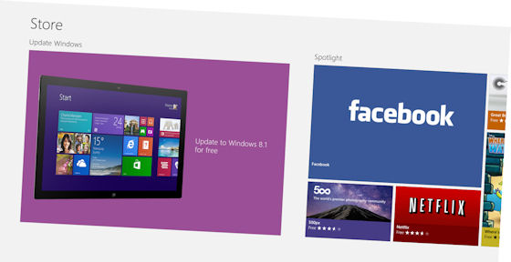Why i love windows 8 but dont have 81 yet view from the update to windows 81 for free on the windows 8 app store or sciox Choice Image
