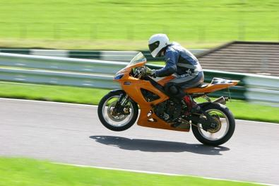 WHEELIE! Over the Mountain at Cadwell TDR 2012