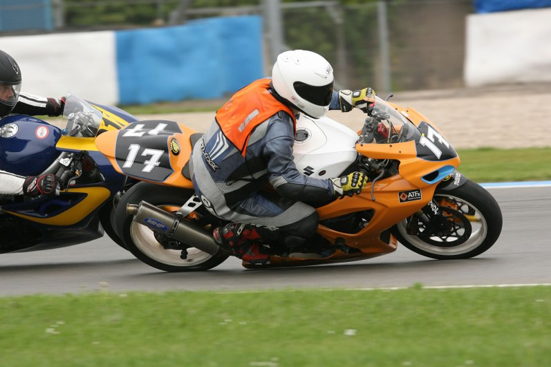 Down The Inside and Away Donington ProBolt 600