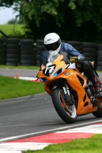 Scabbling Onto the Home Straight Cadwell Park TDR Bash 2012