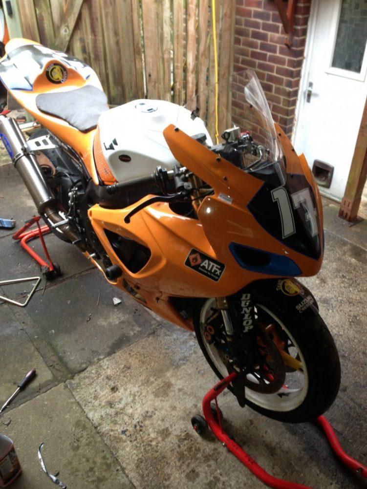 GSXR Race Ready