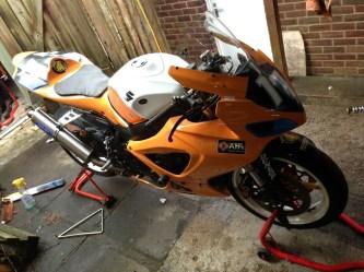 GSXR Ready To Race 2013