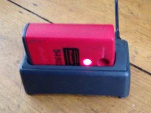 Charging a Transponder