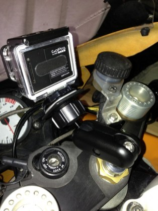 Stem Mounting for the GoPro Hero 3 Black Edition Camera