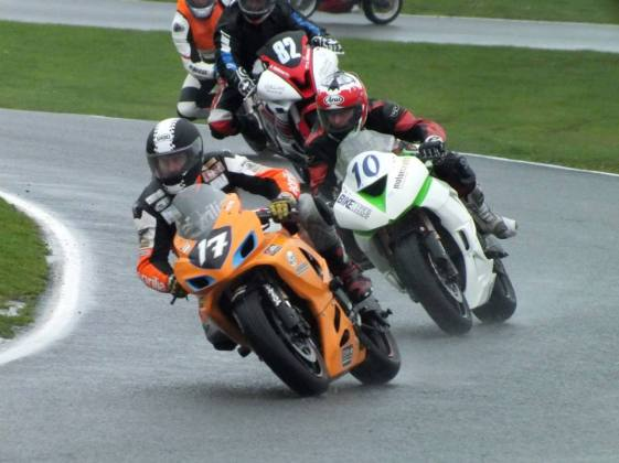 Glyn Photos from Oulton 600 Qualifer Heat B