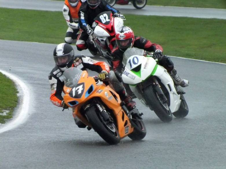 Glyn Photos from Oulton 600 Qualifer Heat B