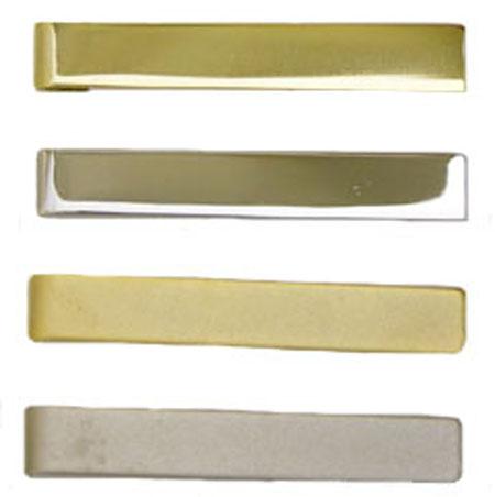 Brass Tie Bars