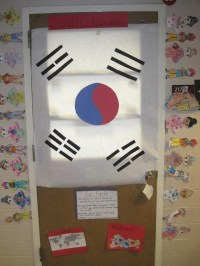 Olympic Door Decorating Contest 2016