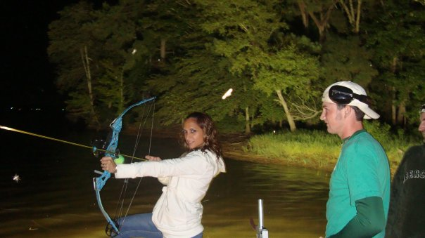 The Best Bowfishing Guide in Texas