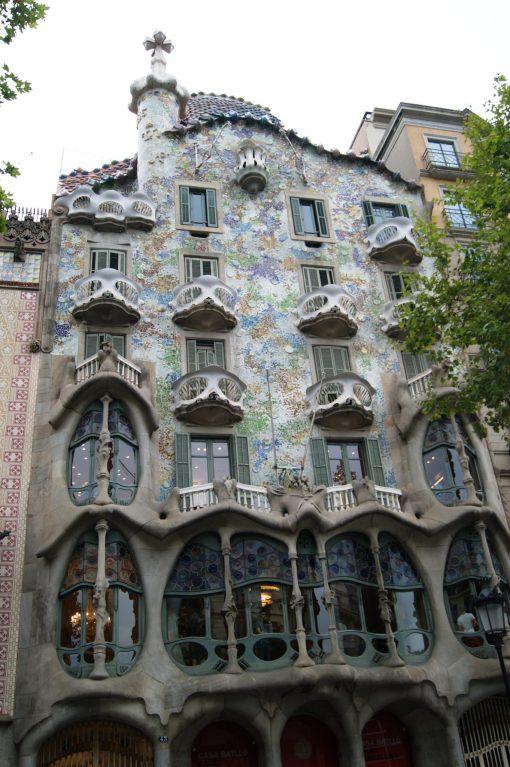 Casa Batló. Foto Surian Dupont