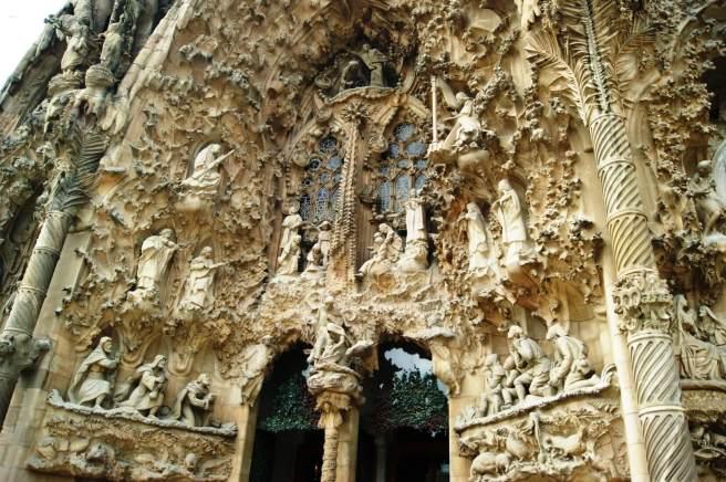 Sagrada Família. Foto Surian Dupont