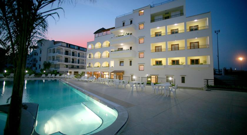 Forte Hotel Vieste  Garganoit