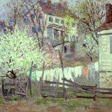 Early Spring Landscape