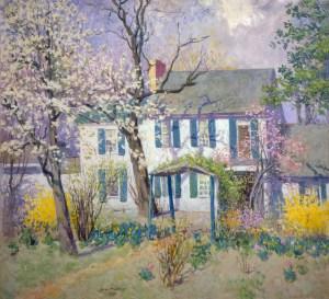 The Grape Arbor, No. 1