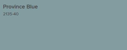 province blue