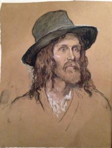 Art Workshop: Portraits in Charcoal