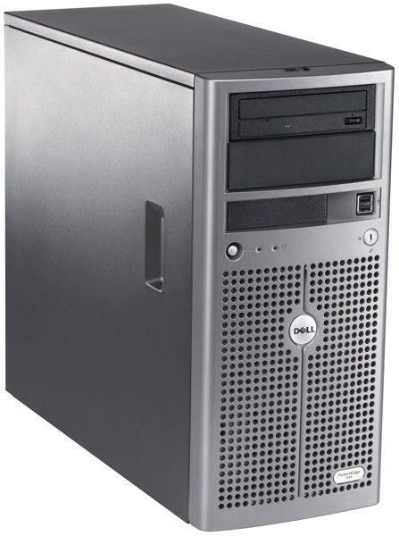 Dell Poweredge R210 Xeon X3430 2.4GHz 4GB 250GB HD No Rails