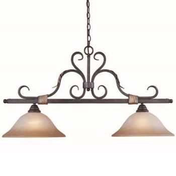 World Imports Olympus Tradition Traditional Kitchen Island Light WI2638-24