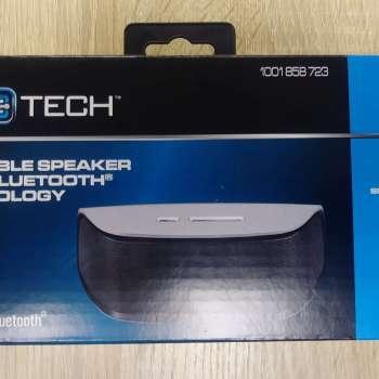 NEW CE Tech Portable Bluetooth Speaker Rechargable