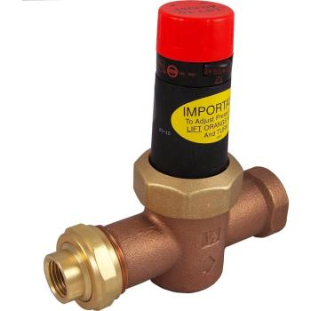 Cash Acme 2 in. Bronze EB-25 Single Union Pressure Regulating Valve 23145-0045