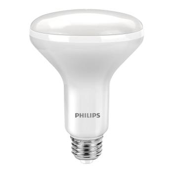 Philips 65W Equivalent 9W LED BR30 Indoor Dimmable Light Bulbs (12-Pack)