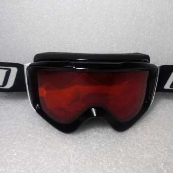 Optic Nerve Crescent Moon Goggles with High Contrast Orange Lens