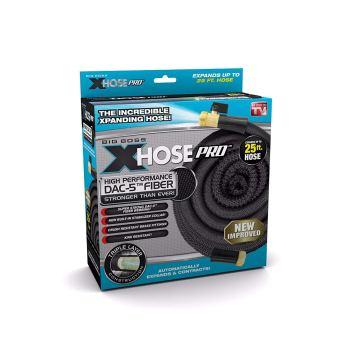 25′ Xhose Pro DAC-5 High Performance Lightweight Expandable Garden Hose