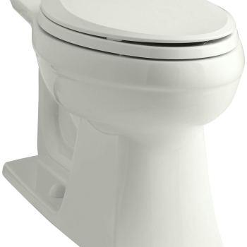 Kohler Kelston Comfort Height Elongated Toilet Bowl in Dune K-4306-NY