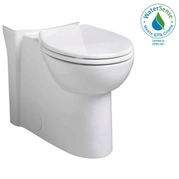 American Standard Cadet 3 FloWise 1.28 GPF Round Toilet Bowl White 3053.000.020