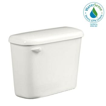American Standard Colony 1.28 GPF Single Flush Toilet Tank in White 4192B104.020