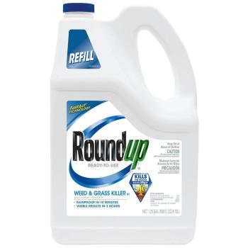 Roundup 1.25 Gal. Ready-to-Use Weed and Grass Killer Pump 'N Go Refill