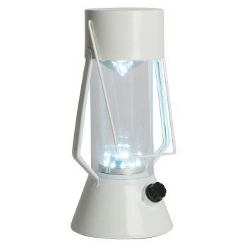 Room Essentials LED Outdoor Metal Lantern in Grey's Harbor