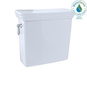 TOTO Promenade 1.28 GPF Single Flush Toilet Tank Only in Cotton White ST424E#01