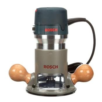 Bosch 12 Amp Corded Electronic 2.25 Horse Power Fixed-Base Router 1617EVS