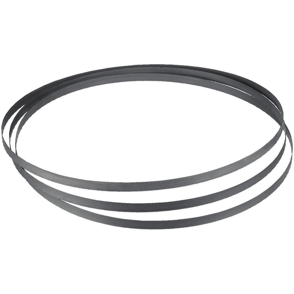 DEWALT 24 TPI Bi-Metal Bandsaw Blades 32-7/8″ Length 0.02″ Width(3-Pack) DW3984C