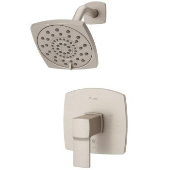 Pfister Deckard 1Handle Shower Faucet Trim Kit Brushed Nickel NO VALVE LG89-7DAK