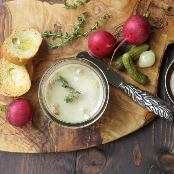 pork rillettes   Garlic + Zest
