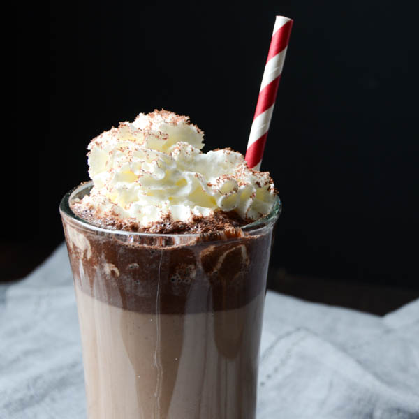 Creamy Irish Mocha Latte