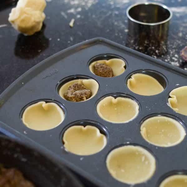 savory mushroom tartlets-14