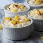 Pina Colada Rice Pudding   Garlic + Zest