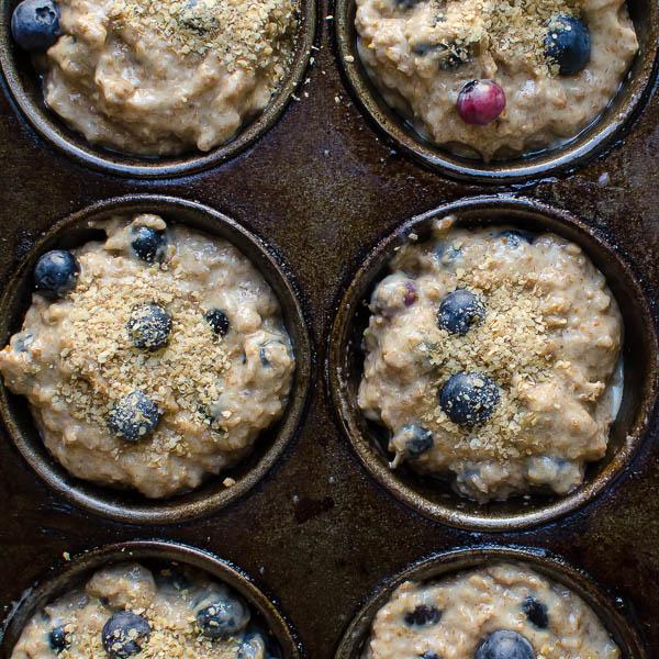 blueberry bran muffins-5